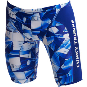 Funky Trunks Training Jammers Boys fast glass